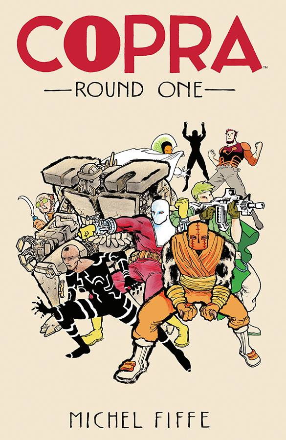 COPRA TP VOL 01 (MAR190056) (MR)
