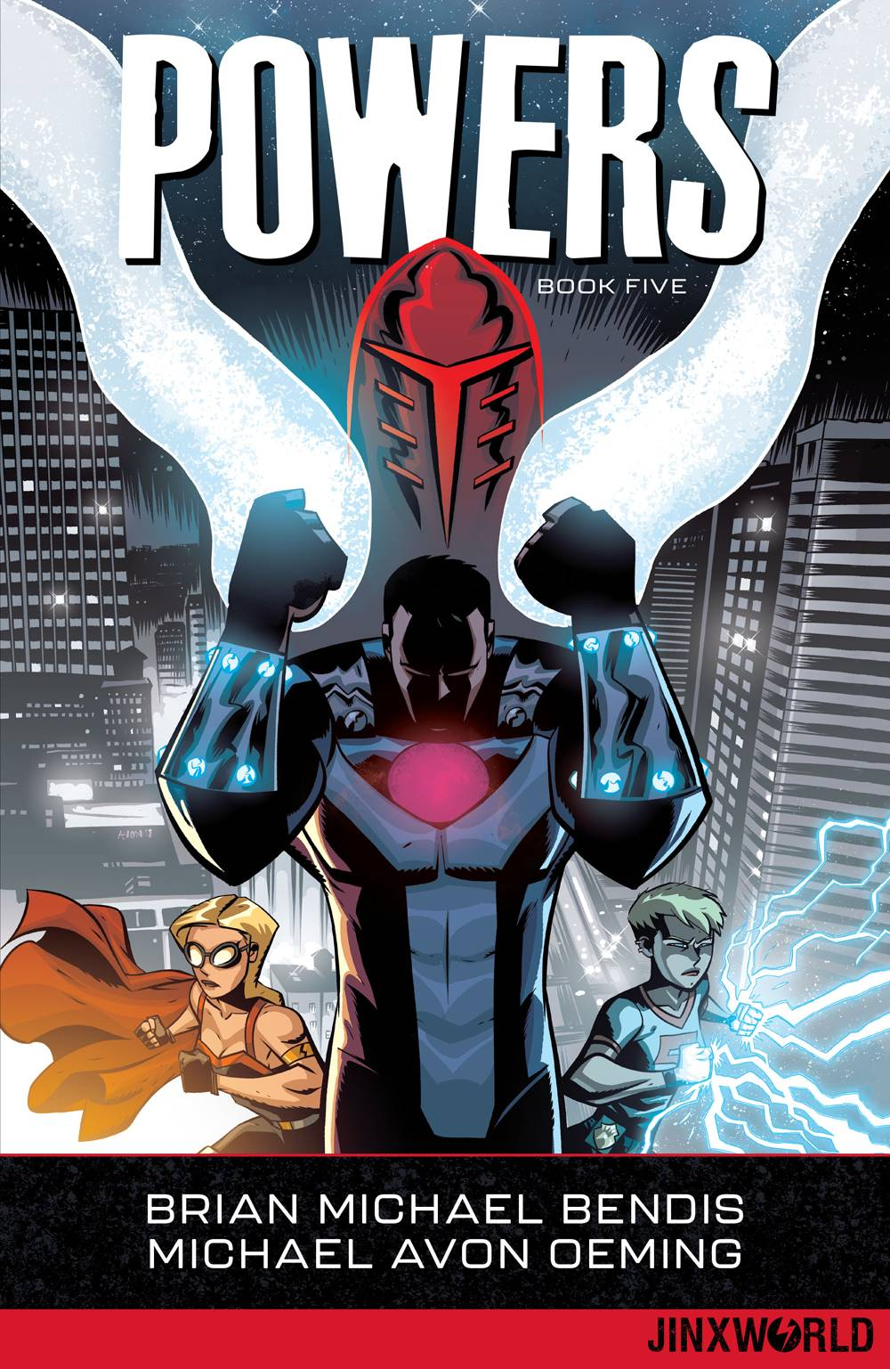 POWERS TP BOOK 05 NEW ED (MR)