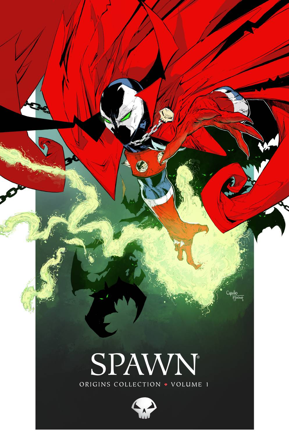 SPAWN ORIGINS TP VOL 01 (NEW PTG) (MAR190064)