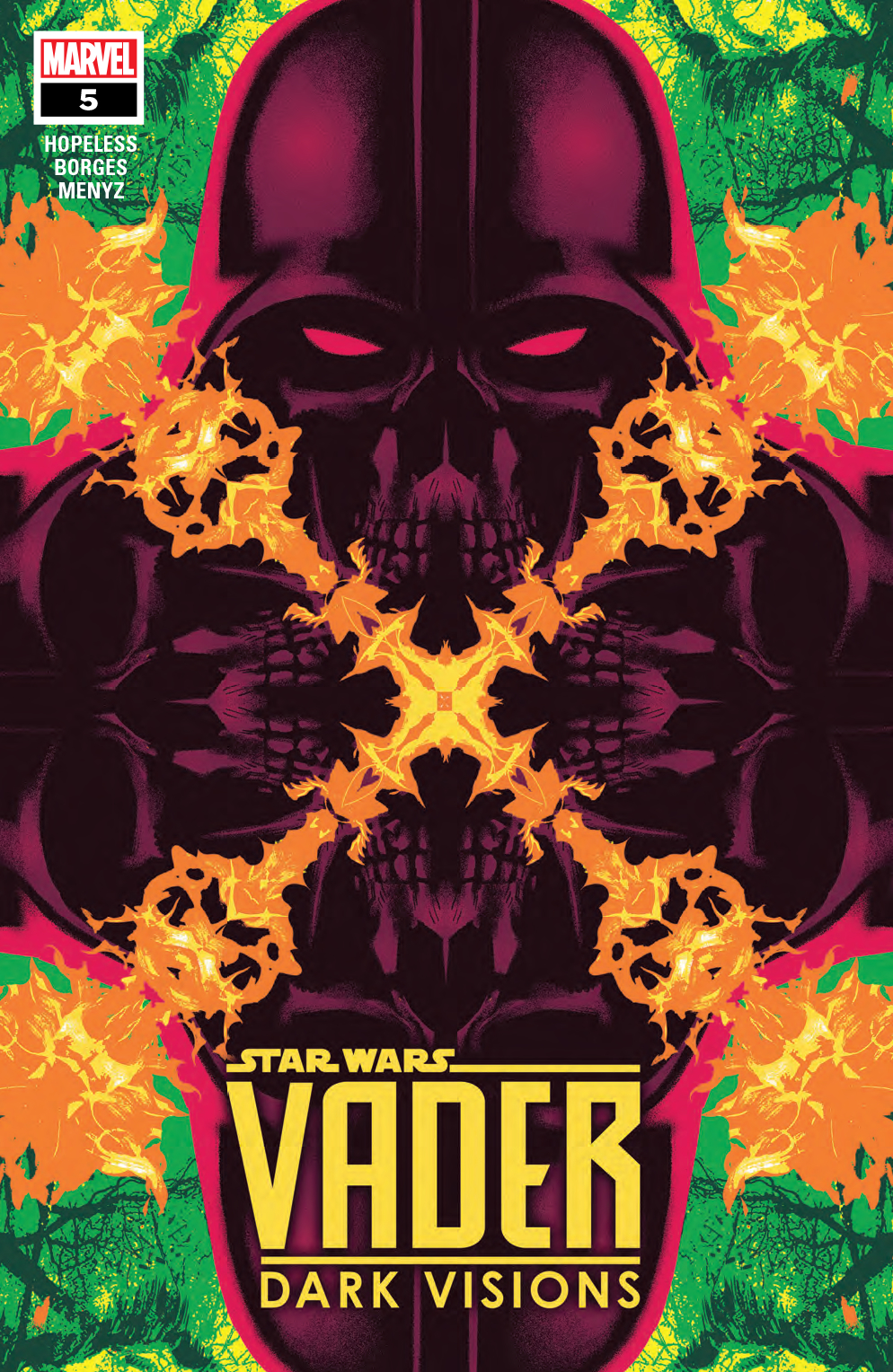 STAR WARS VADER DARK VISIONS #5 (OF 5)