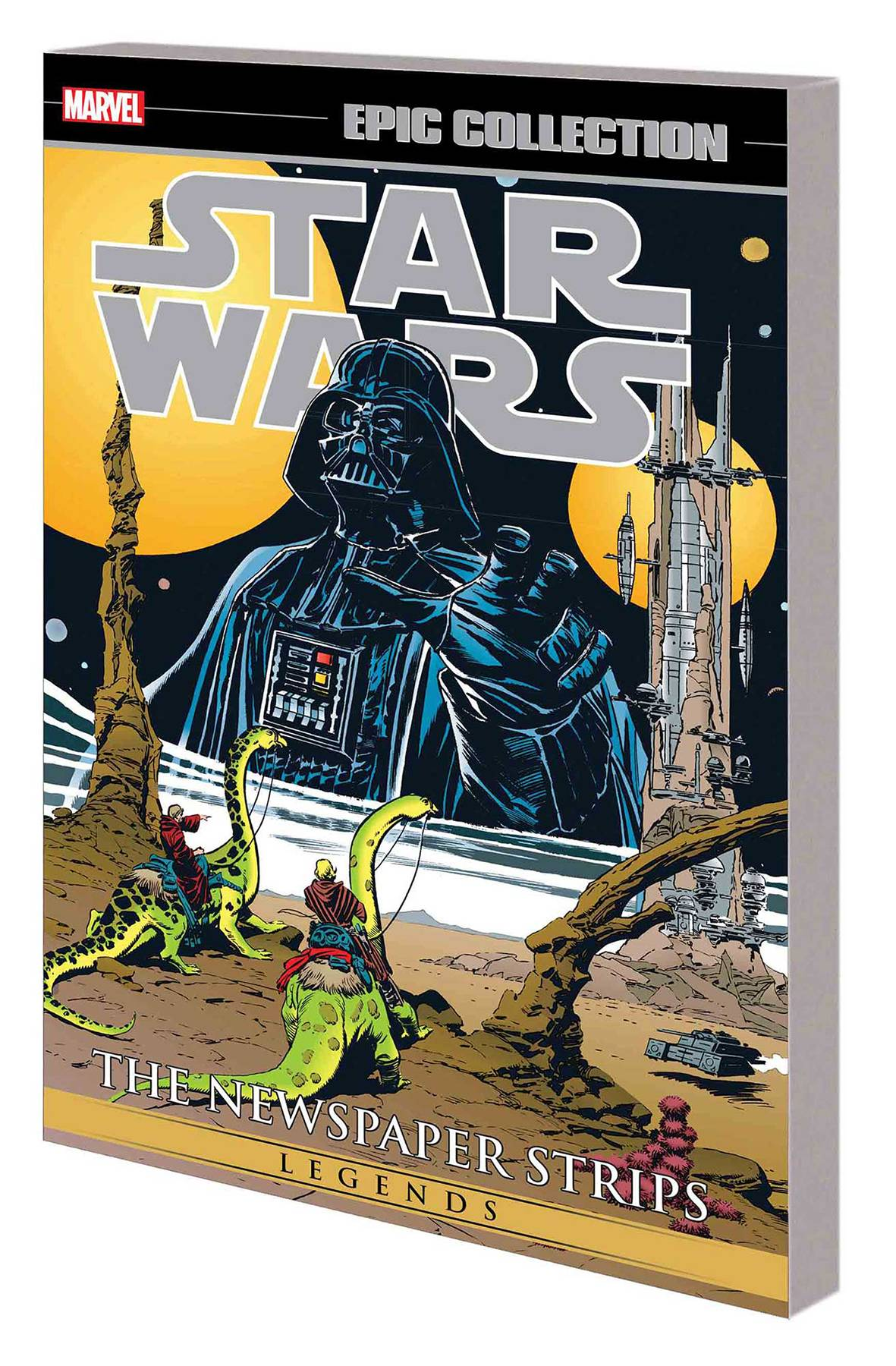 STAR WARS LEGENDS EPIC COLLECTION NEWSPAPER STRIPS TP VOL 02