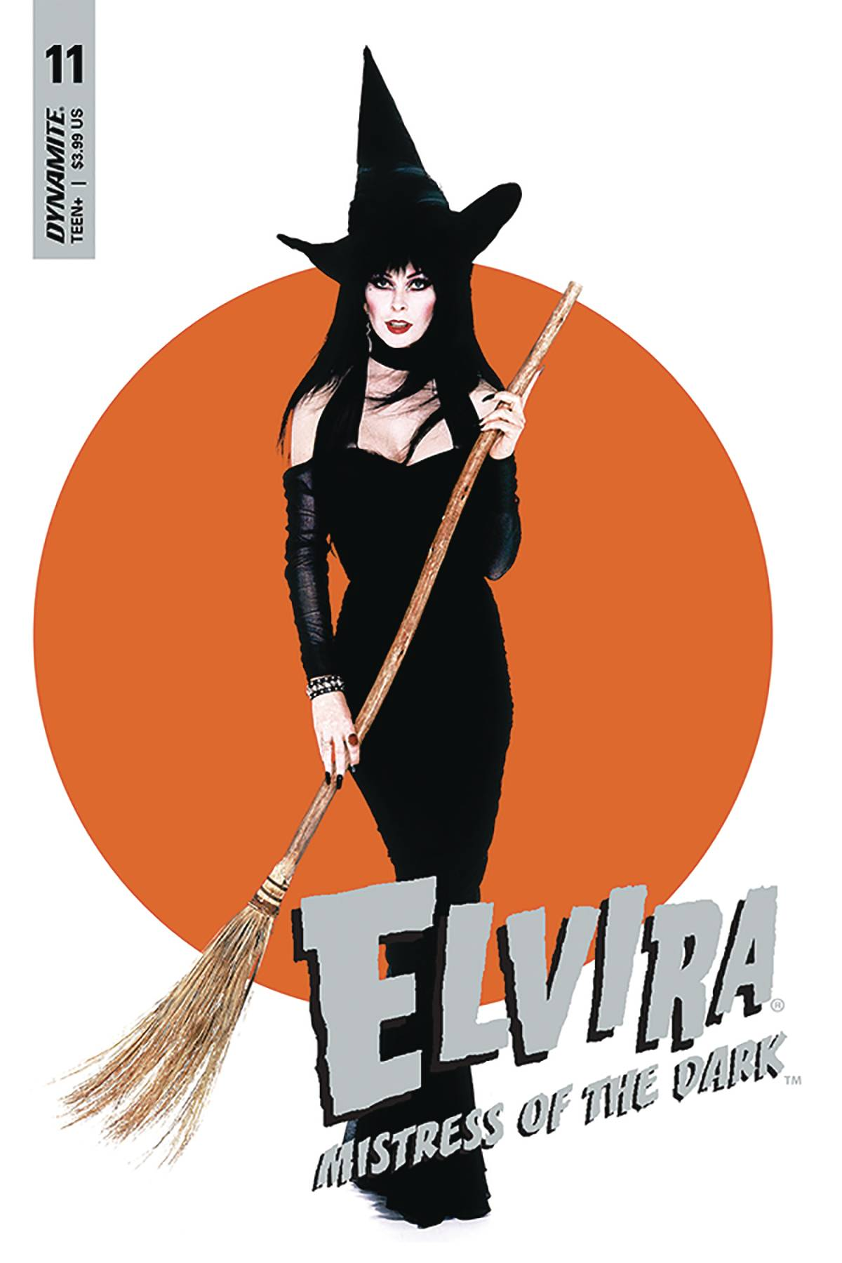 ELVIRA MISTRESS OF DARK #11 CVR D PHOTO