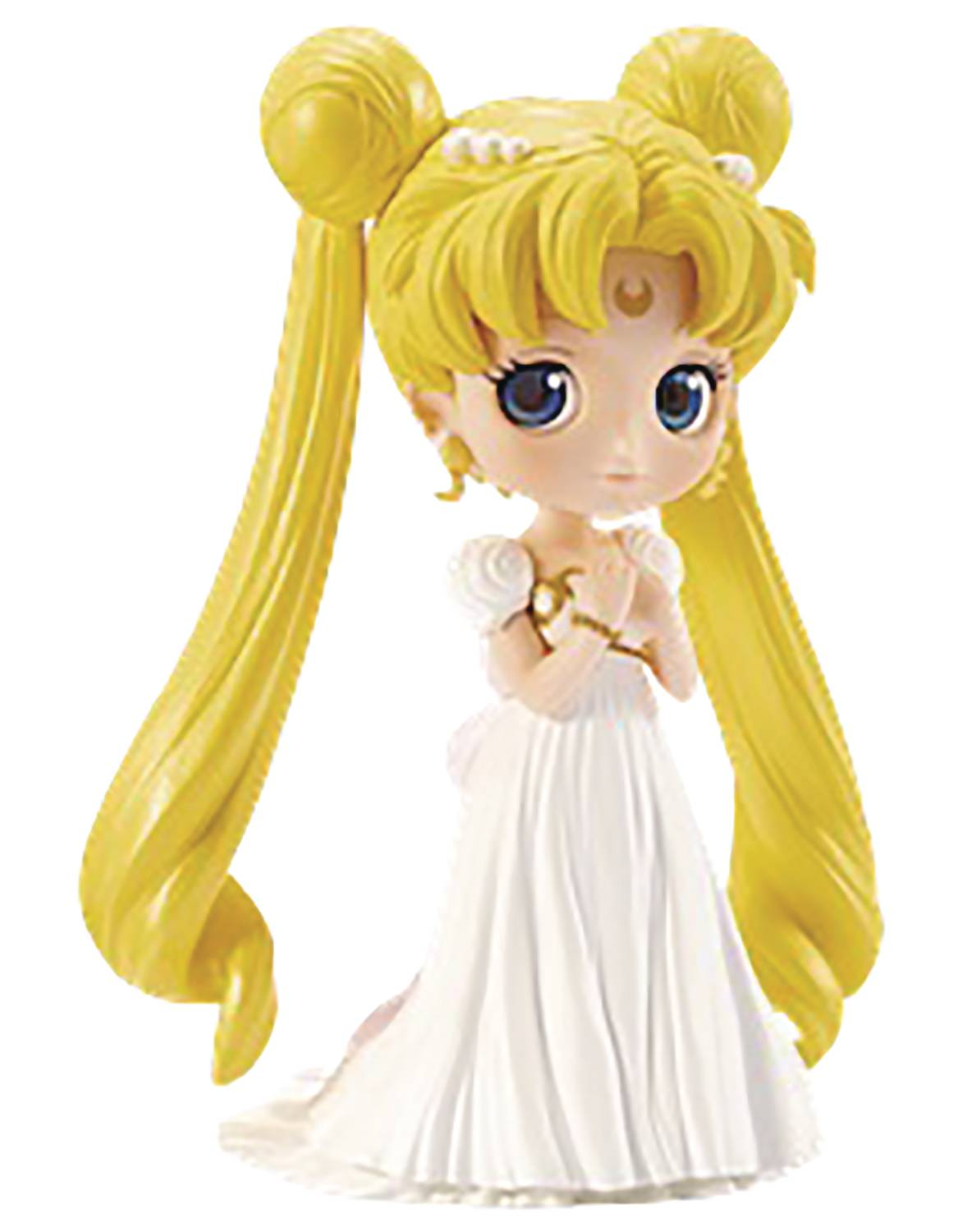 SAILOR MOON PRETTY GUARDIAN Q-POSKET PRINCESS SERENITY FIG (
