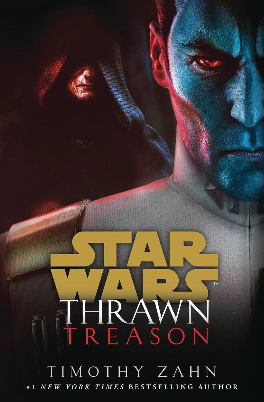 STAR WARS THRAWN TREASON PB