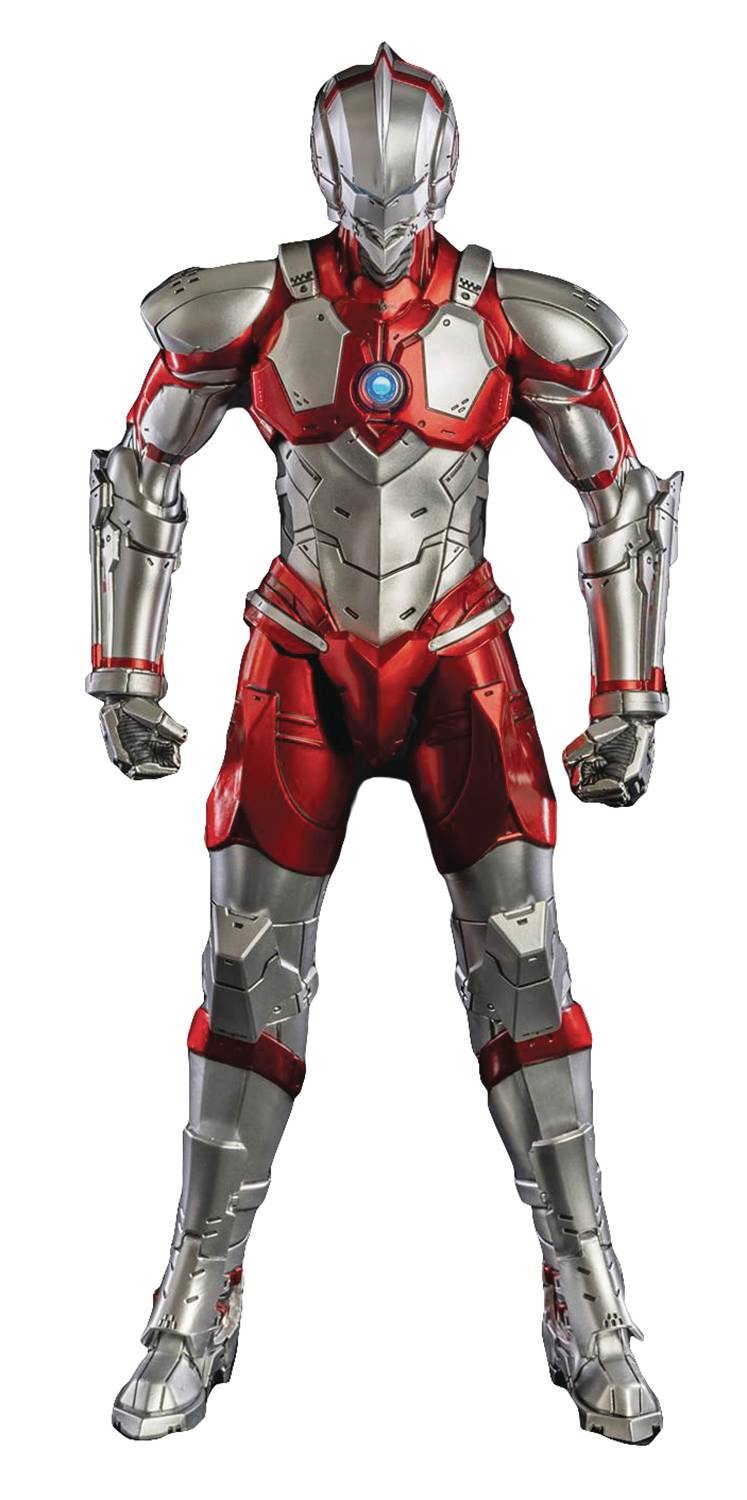 ULTRAMAN 1/6 SCALE FIG ANIME ED