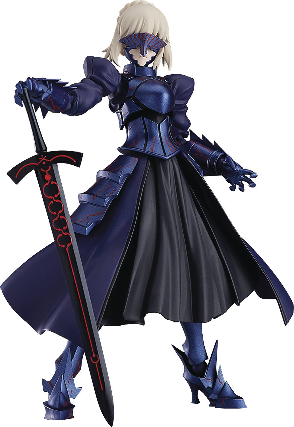 FATE STAY NIGHT HEAVENS FEEL SABER ALTER 2.0 FIGMA AF