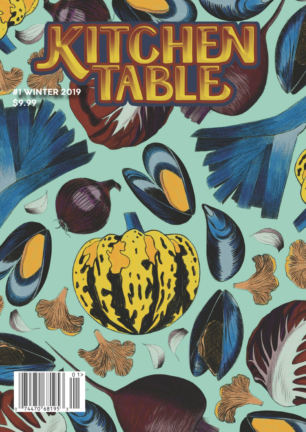 MAY9 - KITCHEN TABLE MAGAZINE - Previews World