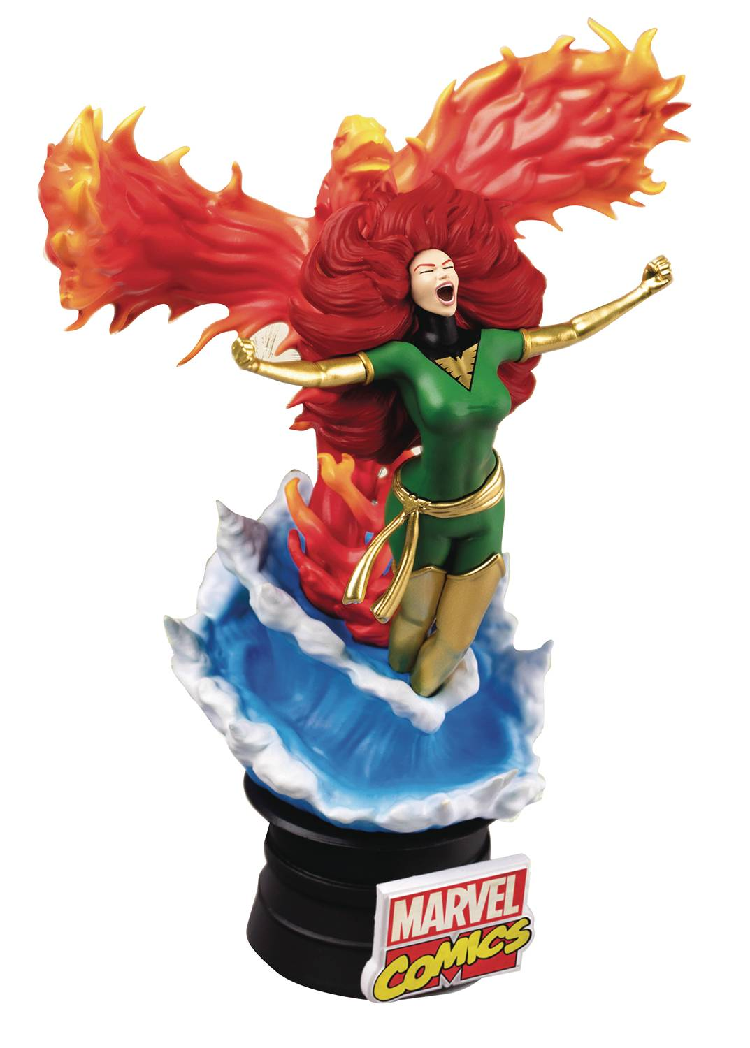 MARVEL COMICS PHOENIX D-STAGE SERIES PX 6IN STATUE