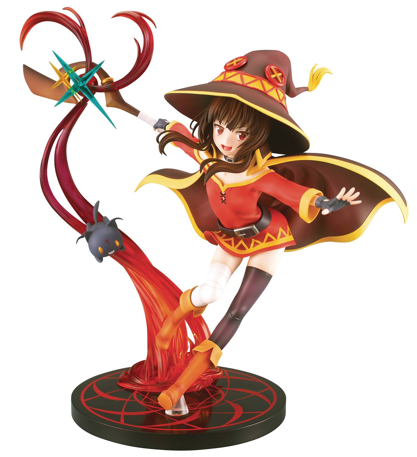 KONOSUBA MEGUMIN 1/7 PVC FIG EXPLOSION MAGIC VER