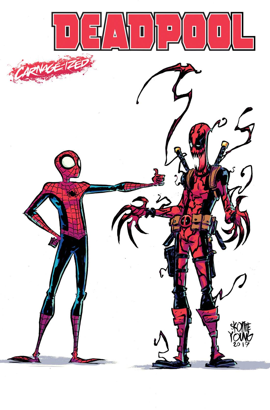 DEADPOOL #15 YOUNG CARNAGE-IZED VAR