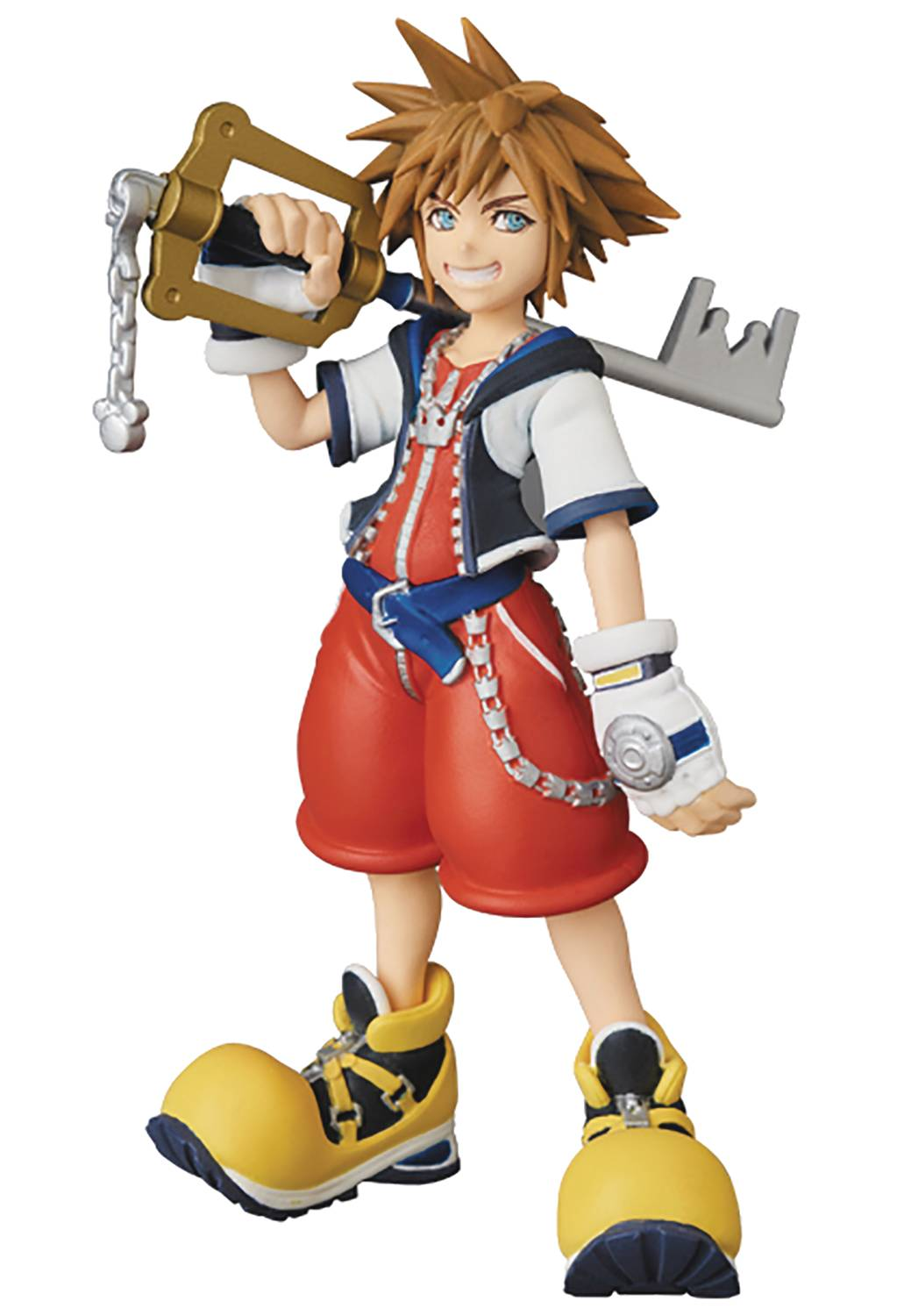 KINGDOM HEARTS SORA UDF FIG