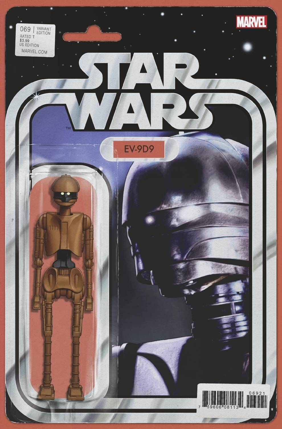 STAR WARS #69 CHRISTOPHER ACTION FIGURE VAR