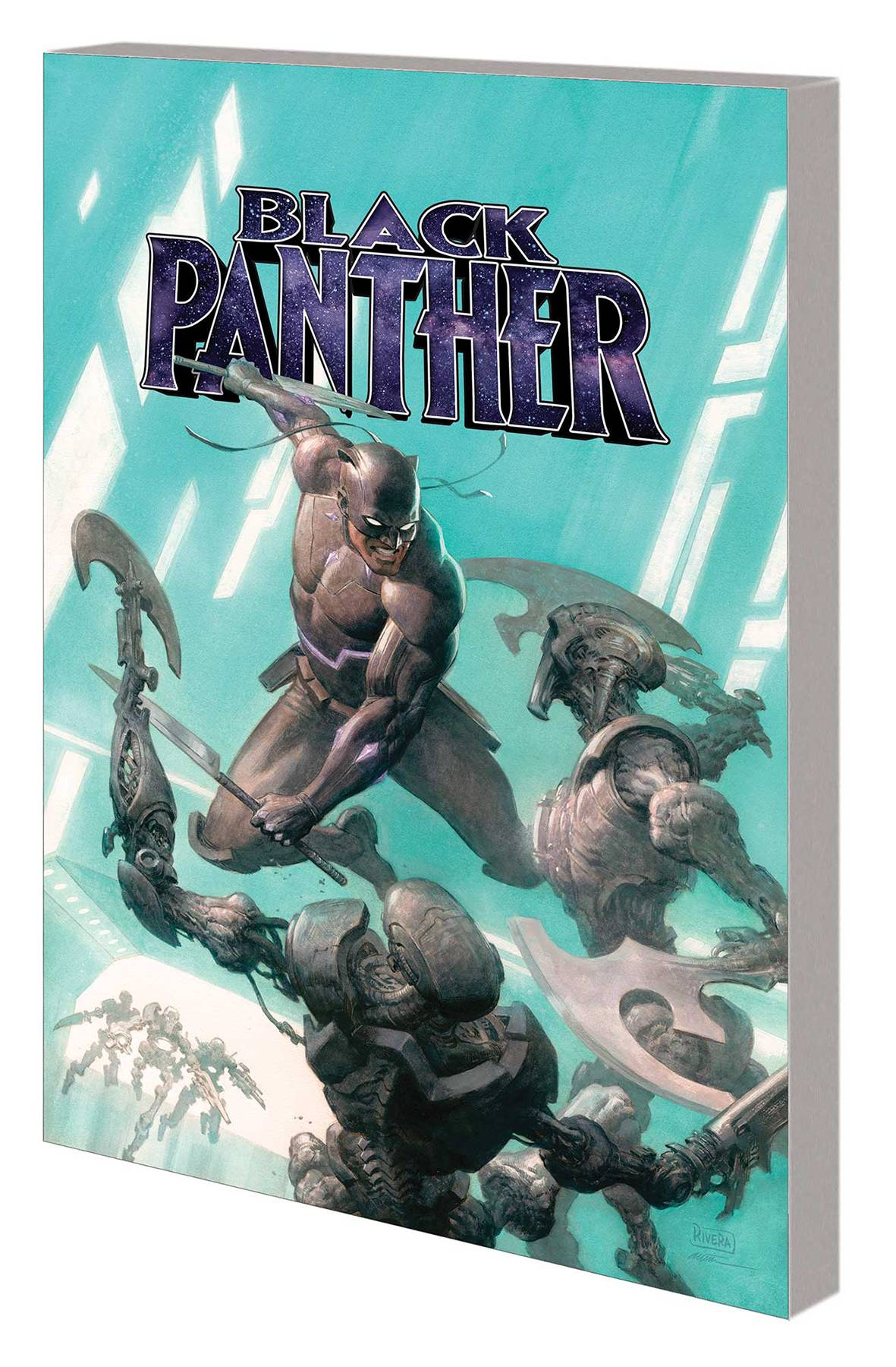 BLACK PANTHER TP BOOK 07 INTERG EMPIRE WAKANDA PT 02