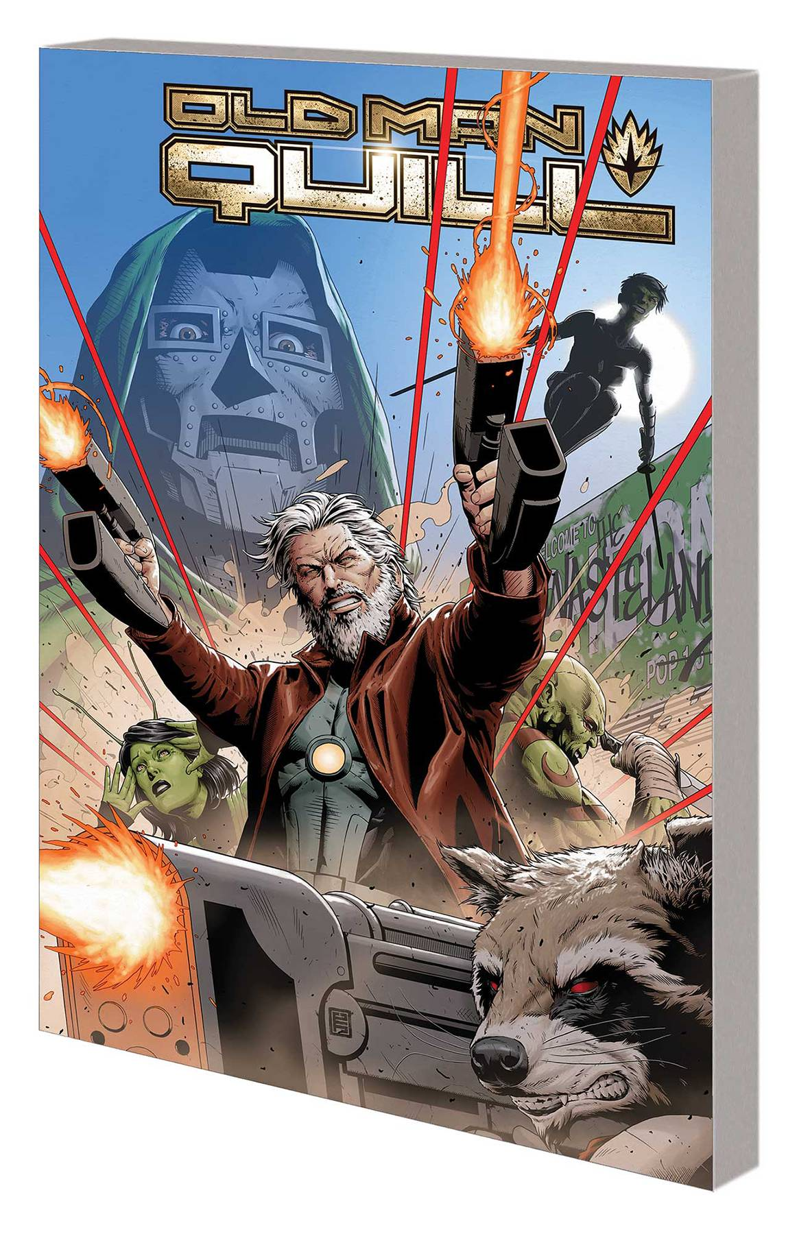 OLD MAN QUILL TP VOL 01 NOBODYS FAULT BUT MINE