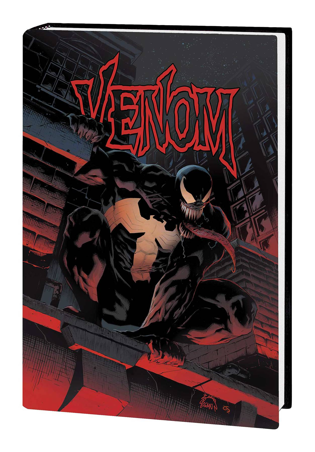 VENOM BY DONNY CATES HC