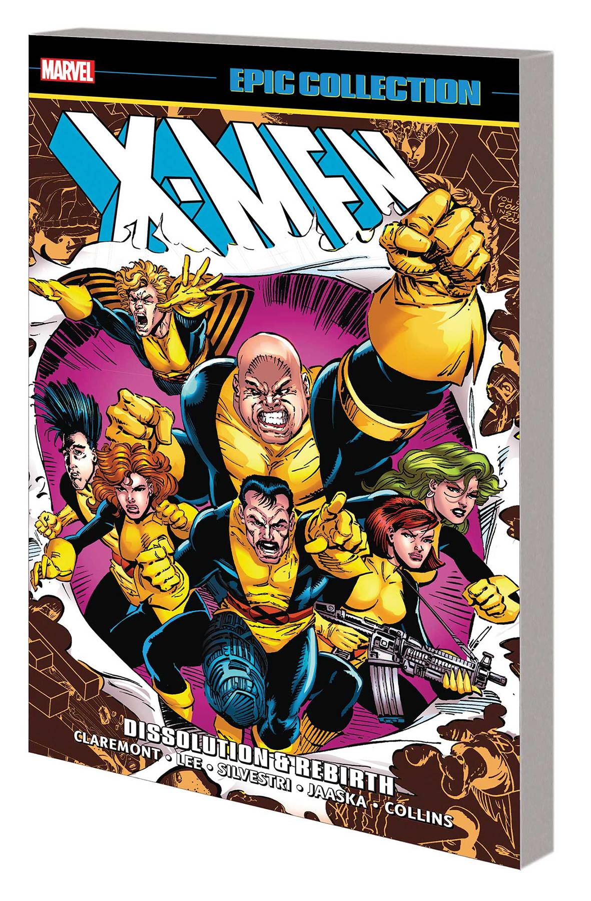 X-MEN EPIC COLLECTION TP DISSOLUTION AND REBIRTH