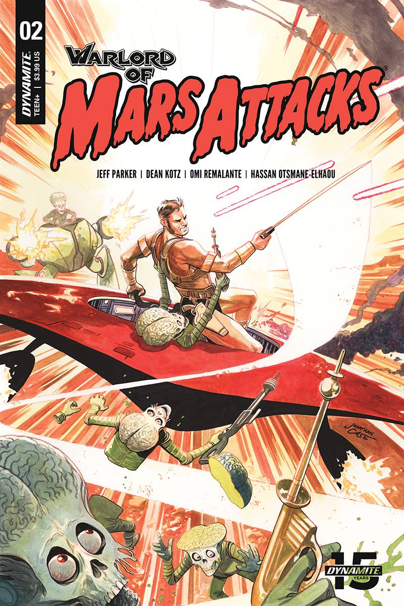WARLORD OF MARS ATTACKS #2 CVR B CASE
