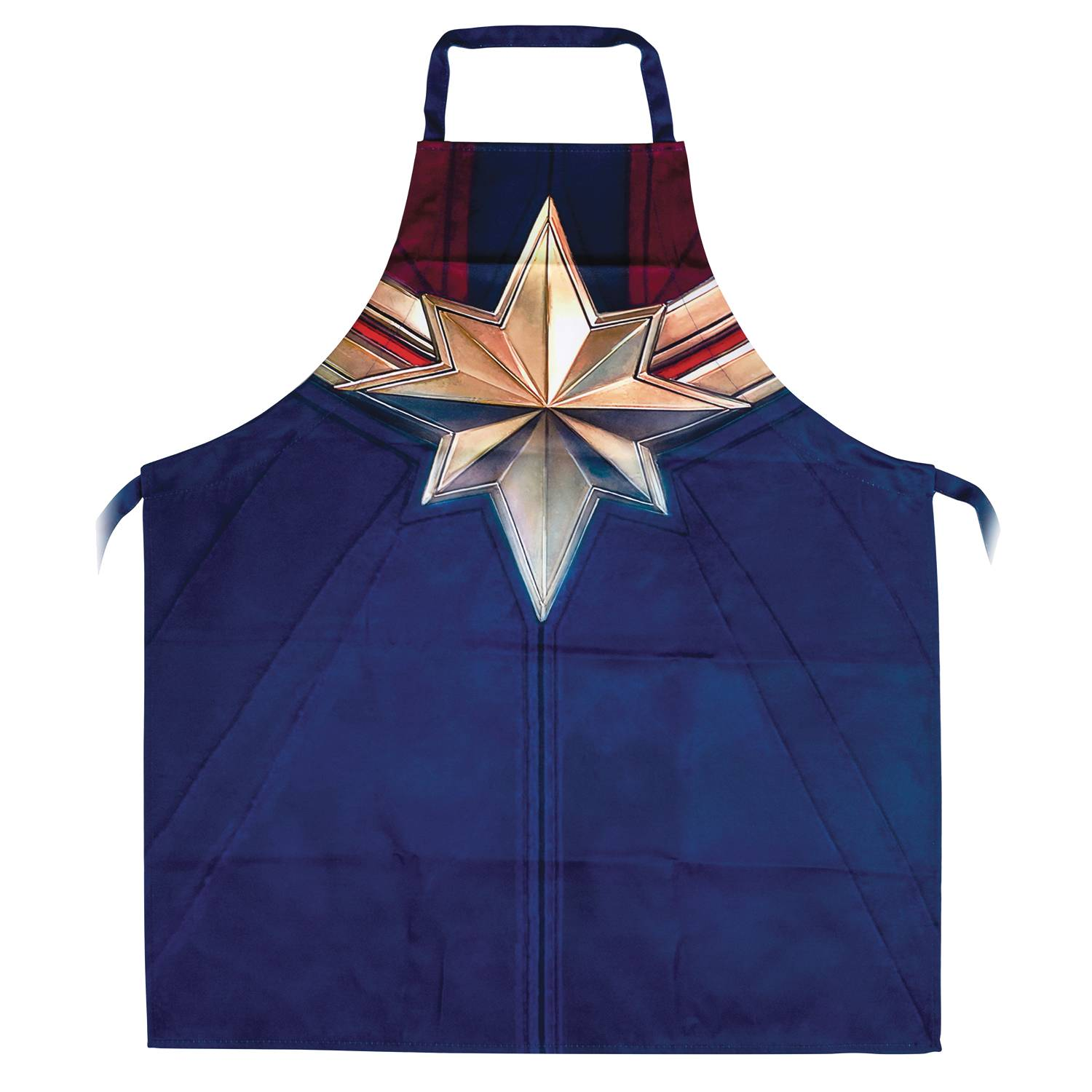 MARVEL I AM CAPTAIN MARVEL APRON