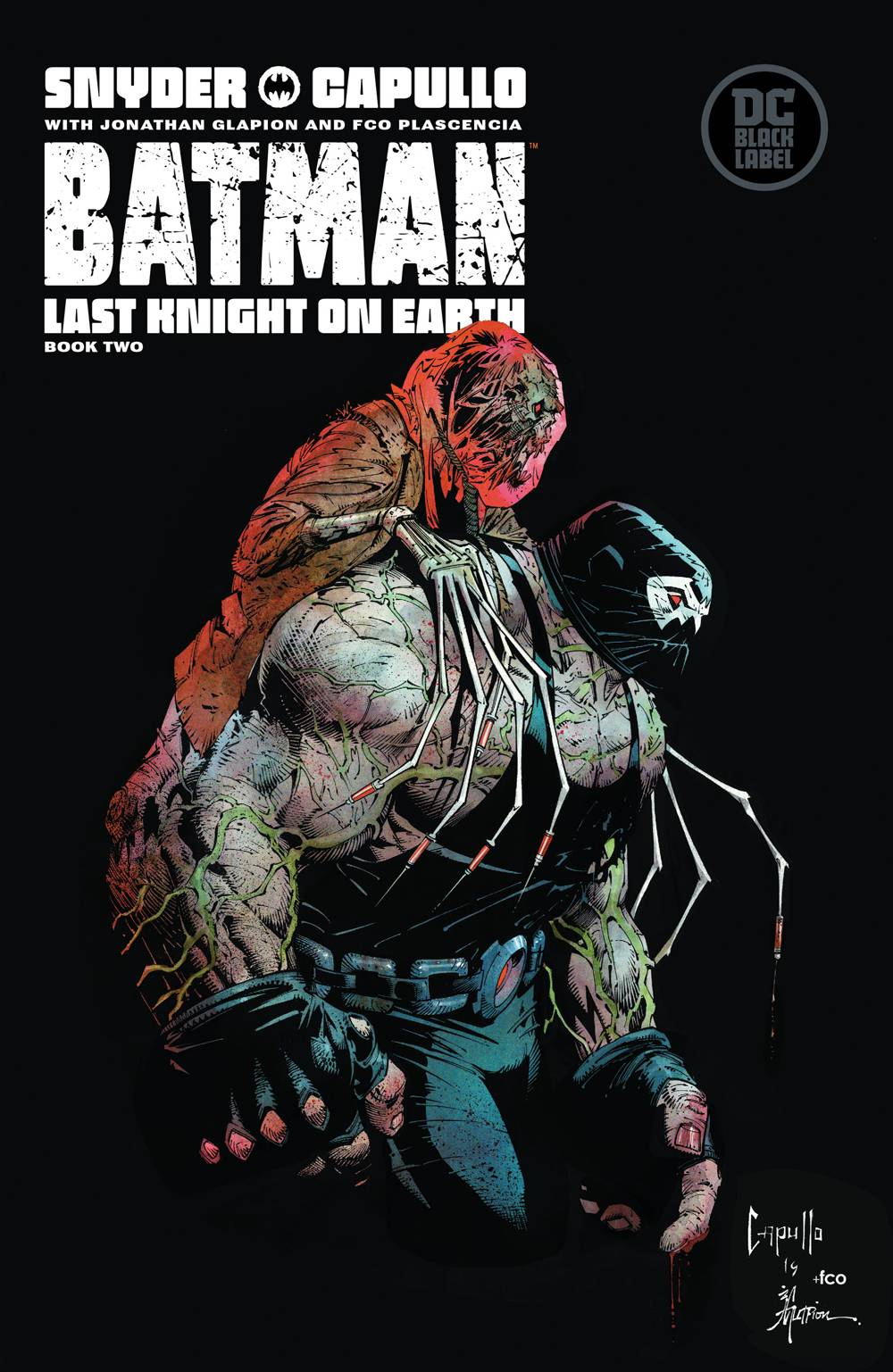 BATMAN LAST KNIGHT ON EARTH #2 (OF 3)