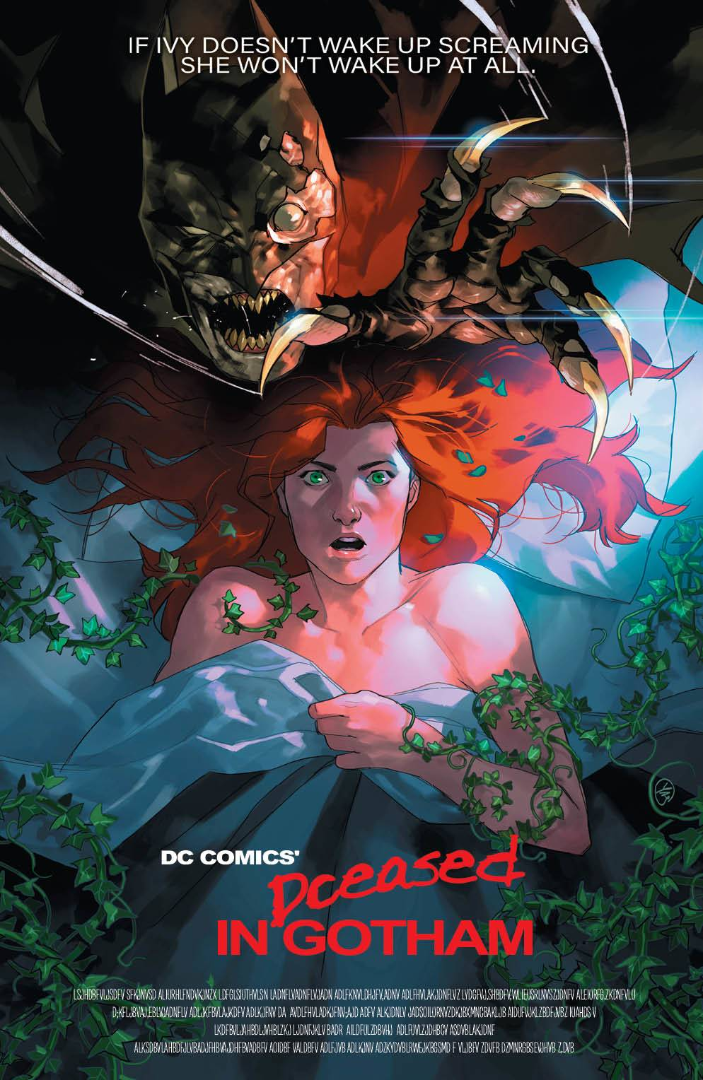 DCEASED #2 (OF 6) HORROR VAR ED