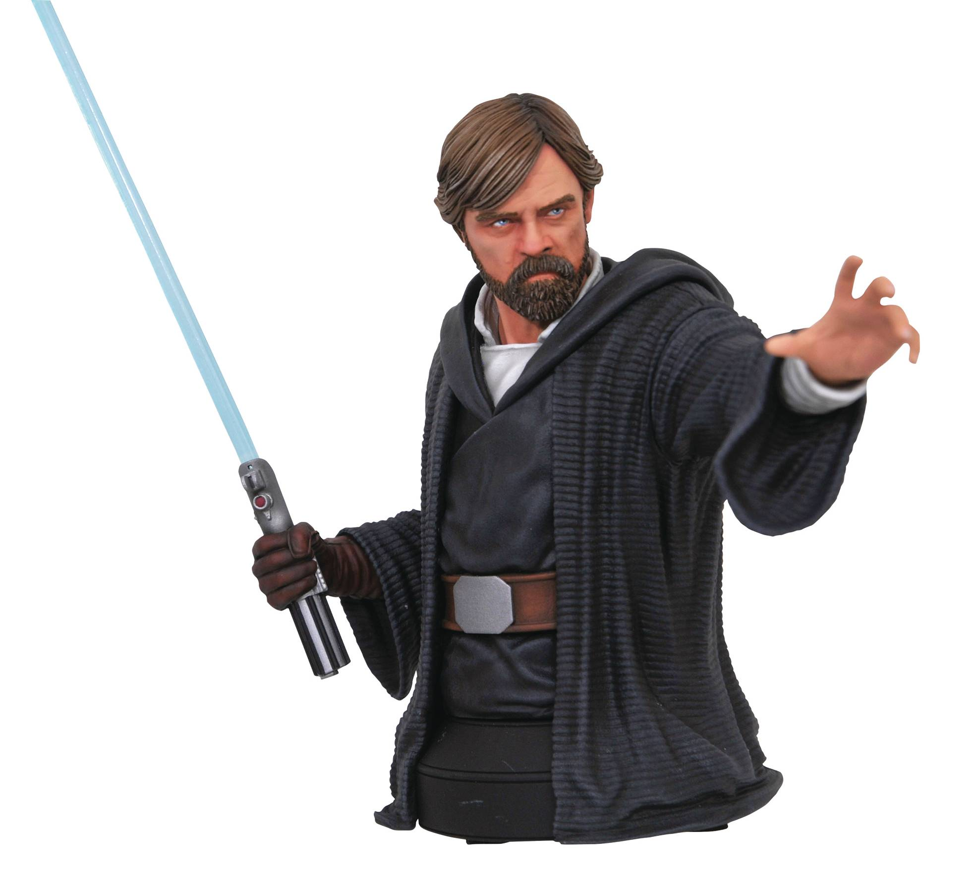STAR WARS LAST JEDI LUKE SKYWALKER BUST