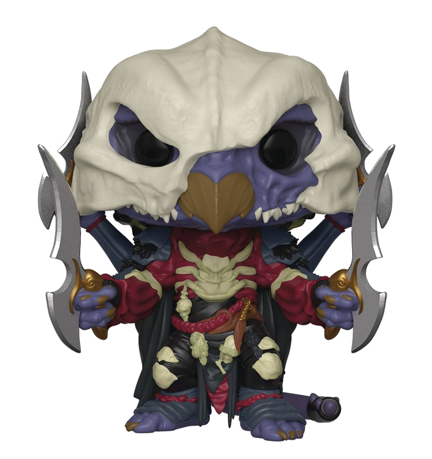 POP TV DARK CRYSTAL THE HUNTER