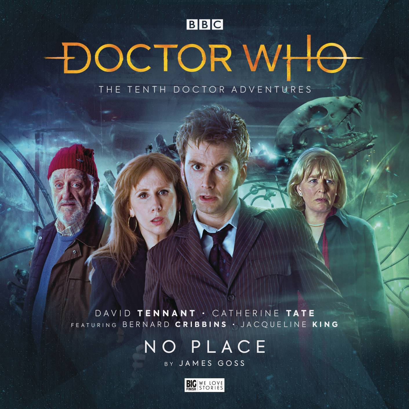DOCTOR WHO 10TH DOCTOR ADV NO PLACE AUDIO CD