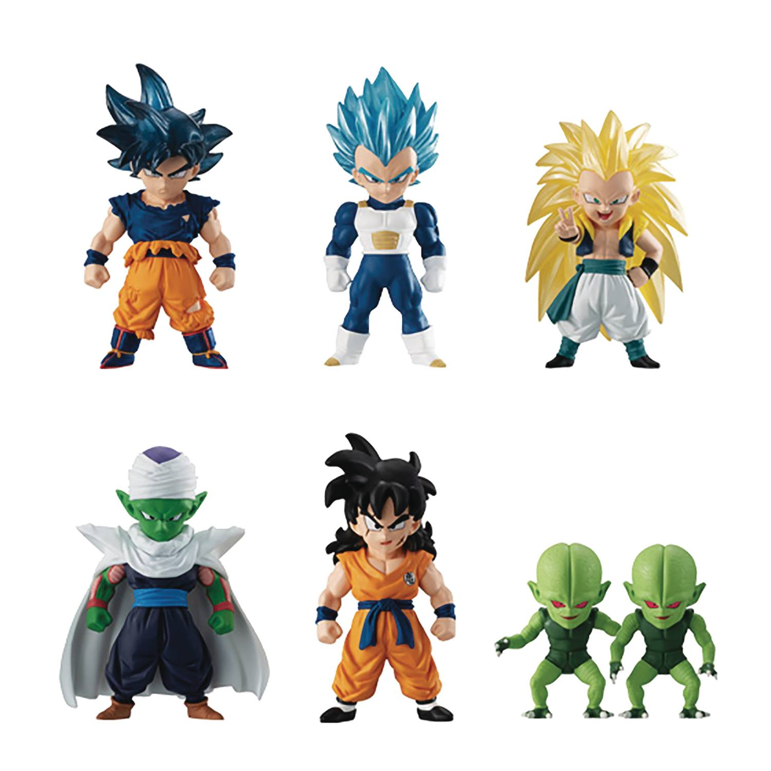 DRAGON BALL SUPER ADVERGE 11 10PC MINI FIG DIS