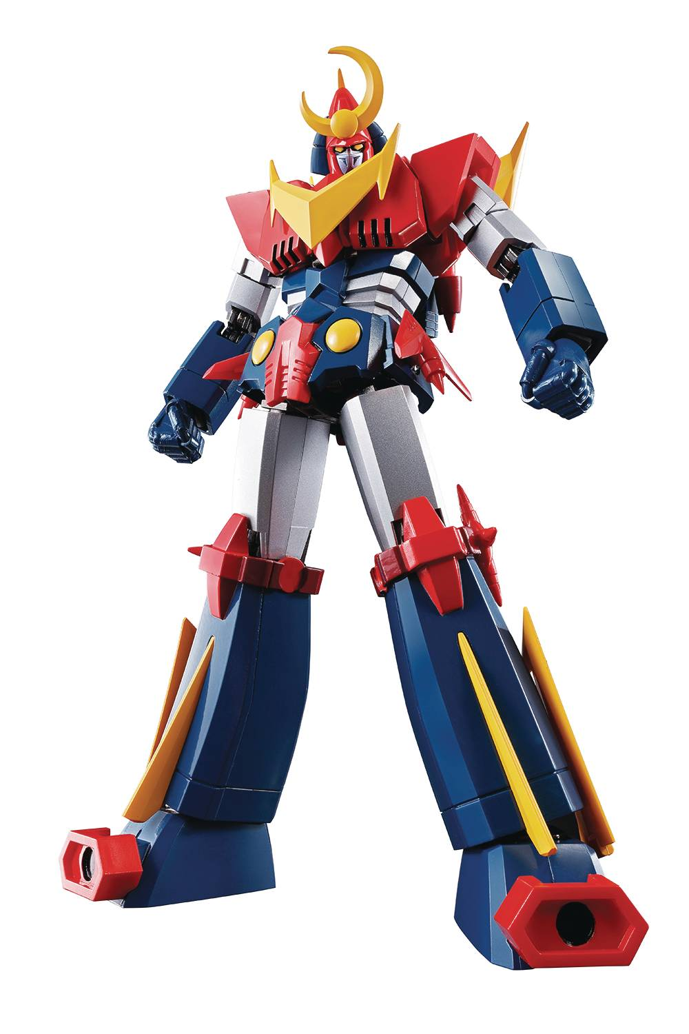 GX-84 INVINCIBLE SUPER MAN ZAMBOT FA SOUL OF CHOGOKIN (Net)