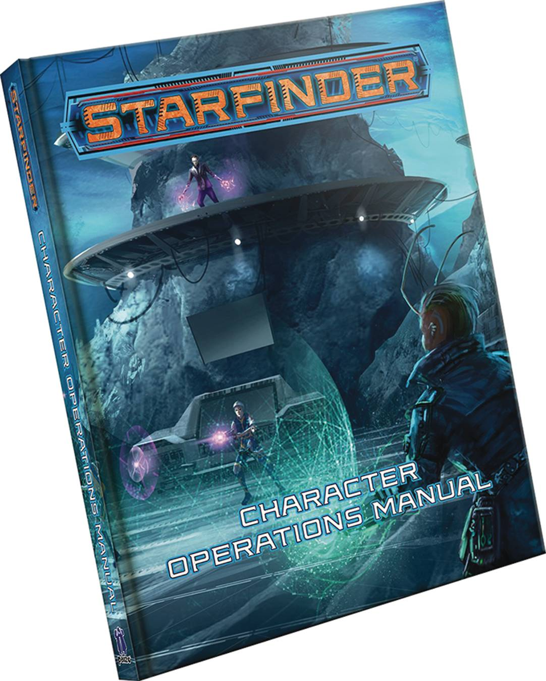 STARFINDER RPG CHARACTER OPERATIONS MANUAL HC
