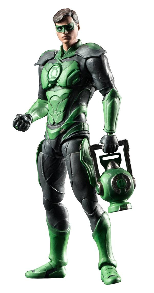 INJUSTICE 2 GREEN LANTERN PX 1/18 SCALE FIG