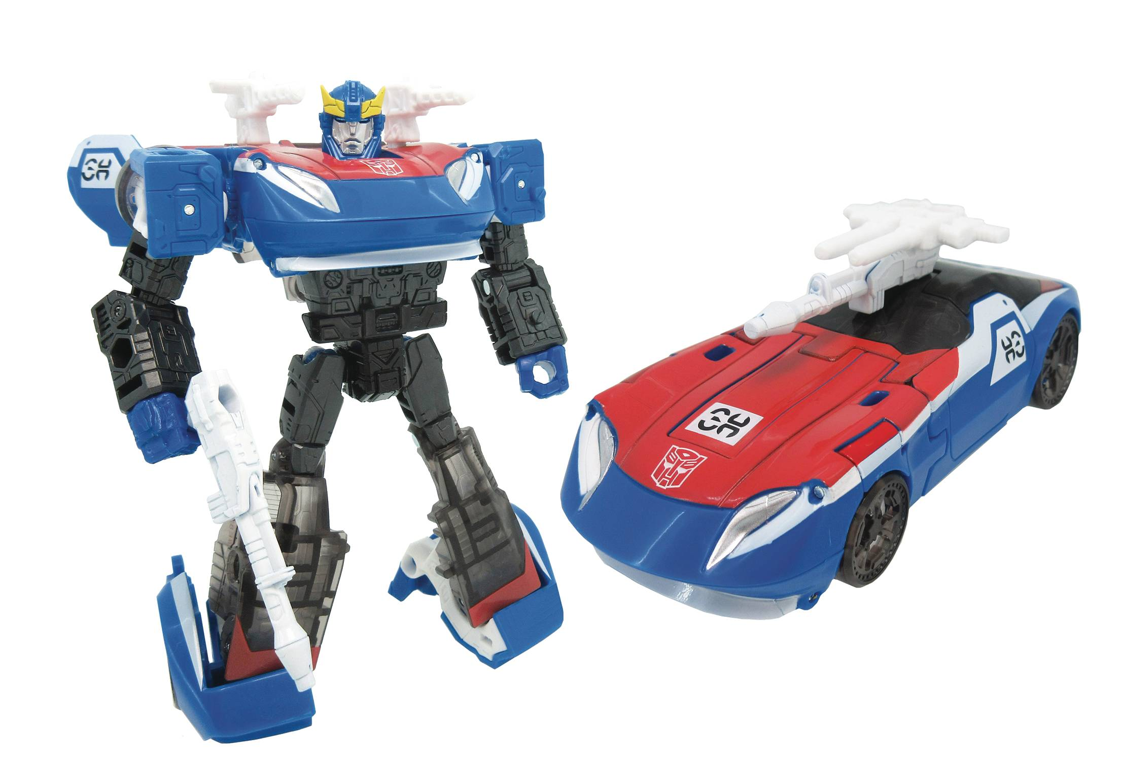 TRANSFORMERS GEN SELECTS SMOKESCREEN DLX AF CS