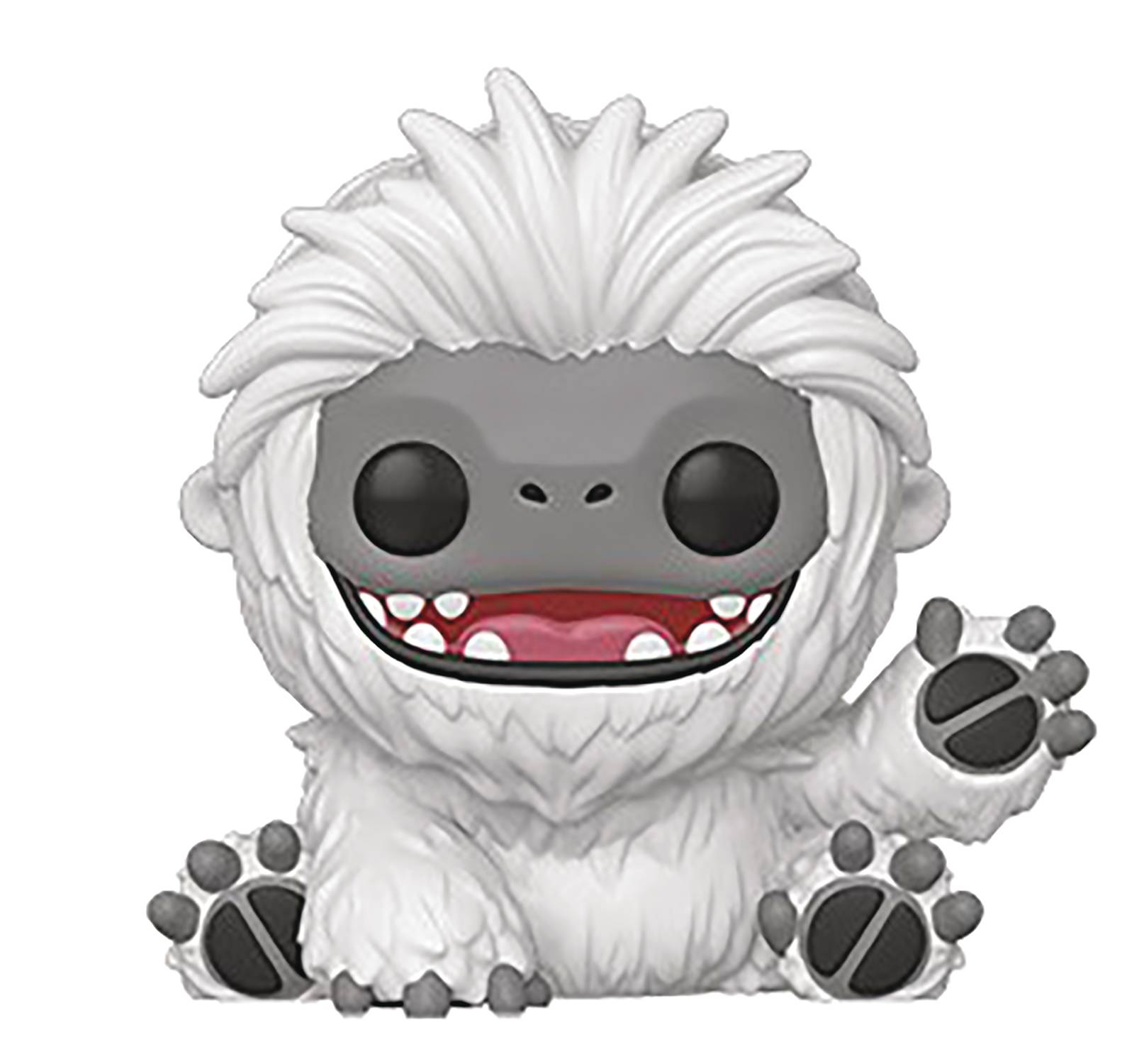 POP MOVIES ABOMINABLE S1 EVEREST VINYL FIG