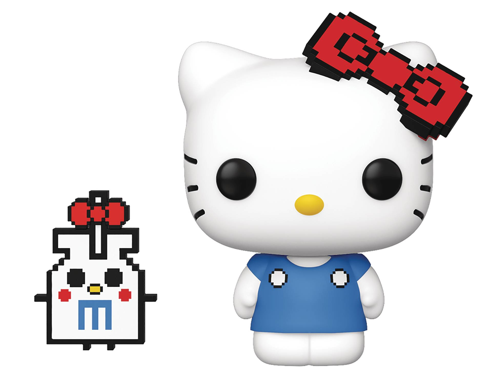 POP SANRIO HELLO KITTY S2 HK ANNIVERSARY VINYL FIG