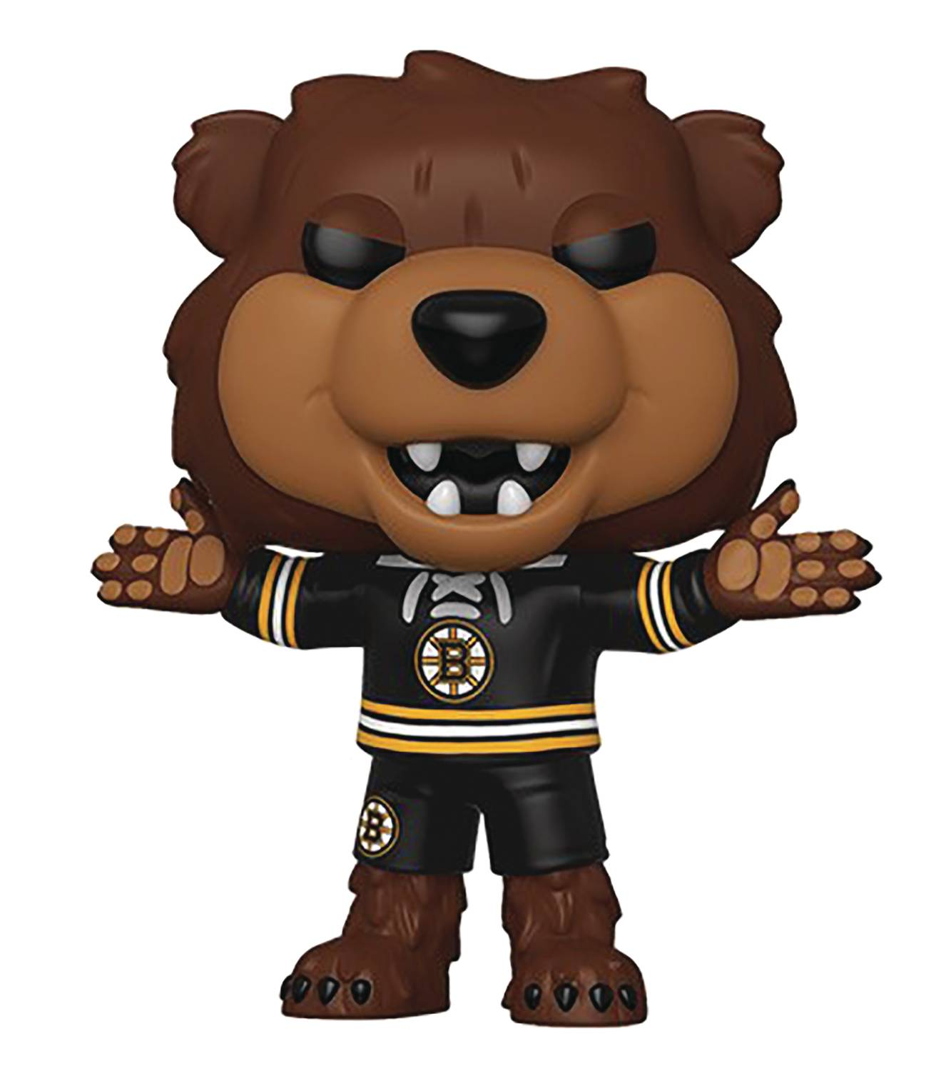 POP MASCOTS BRUINS BLADES VINYL FIG