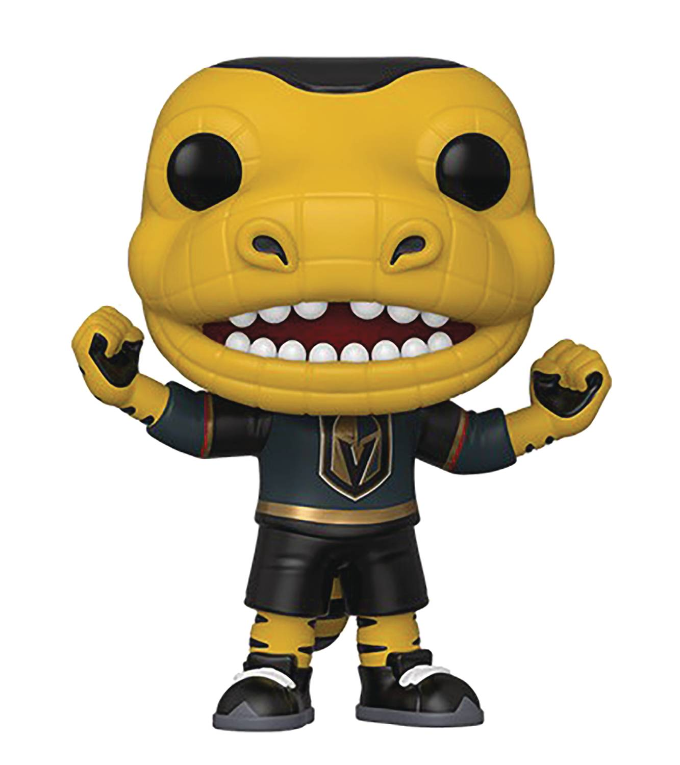 POP MASCOTS KNIGHTS CHANCE GILA MONSTER VINYL FIG