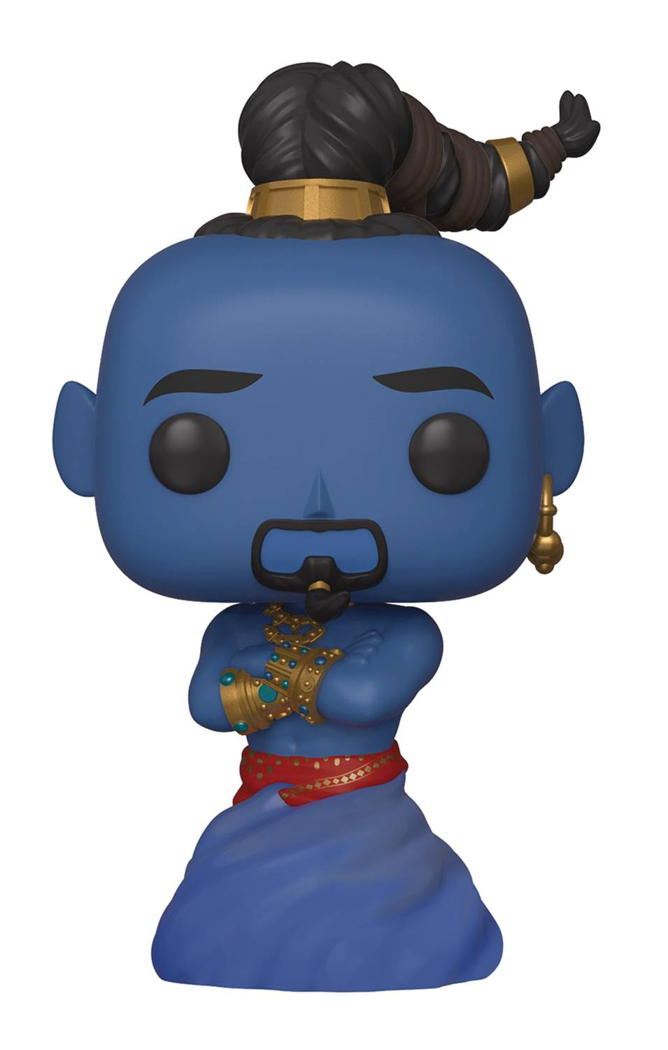 POP DISNEY ALADDIN LIVE GENIE VIN FIG