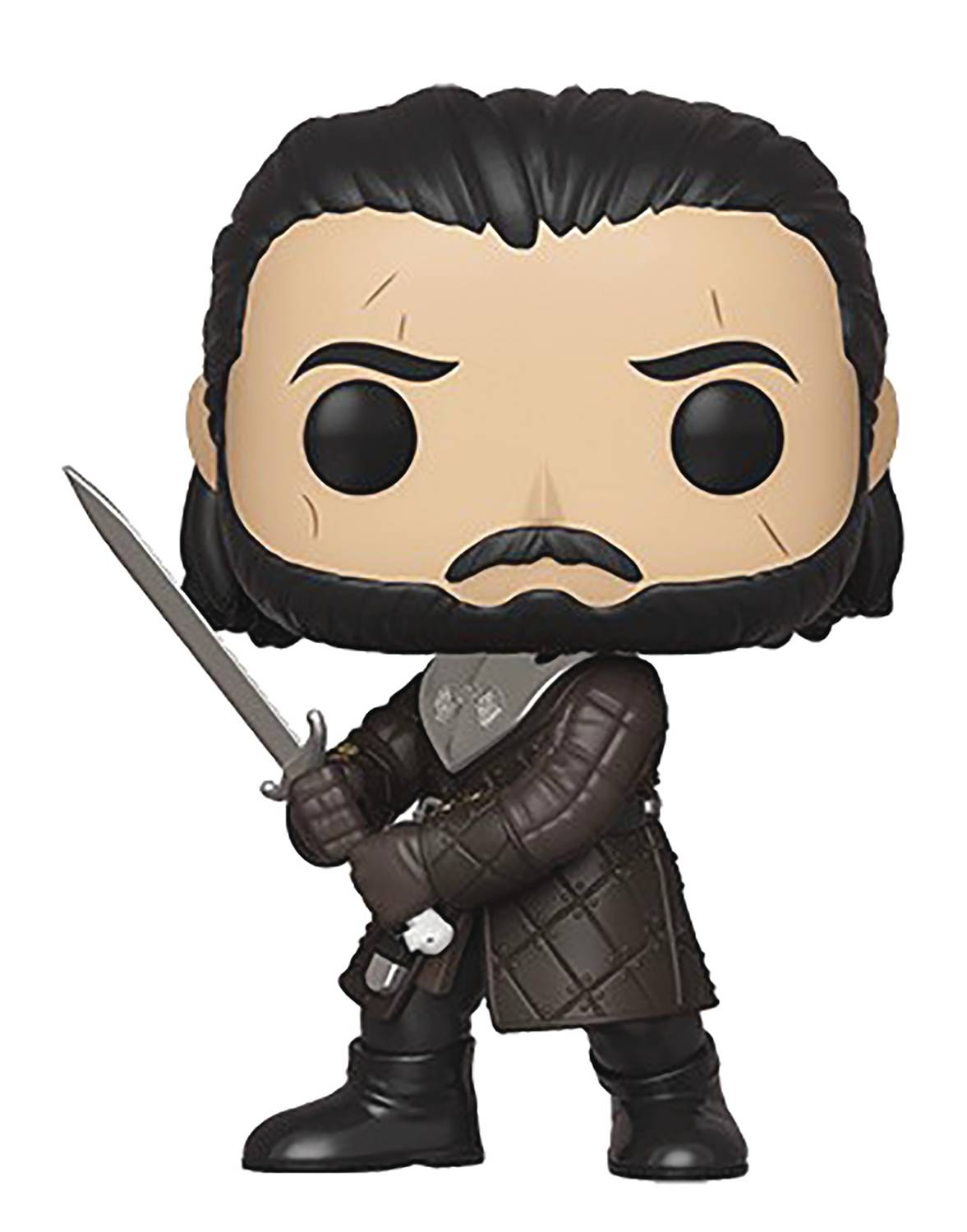 POP TV GAME OF THRONES JON SNOW VINYL FIG