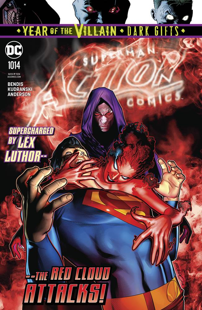 ACTION COMICS #1014 YOTV DARK GIFTS