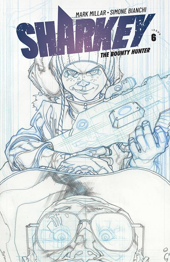 SHARKEY BOUNTY HUNTER #6 (OF 6) CVR B SKETCH BIANCHI (MR)