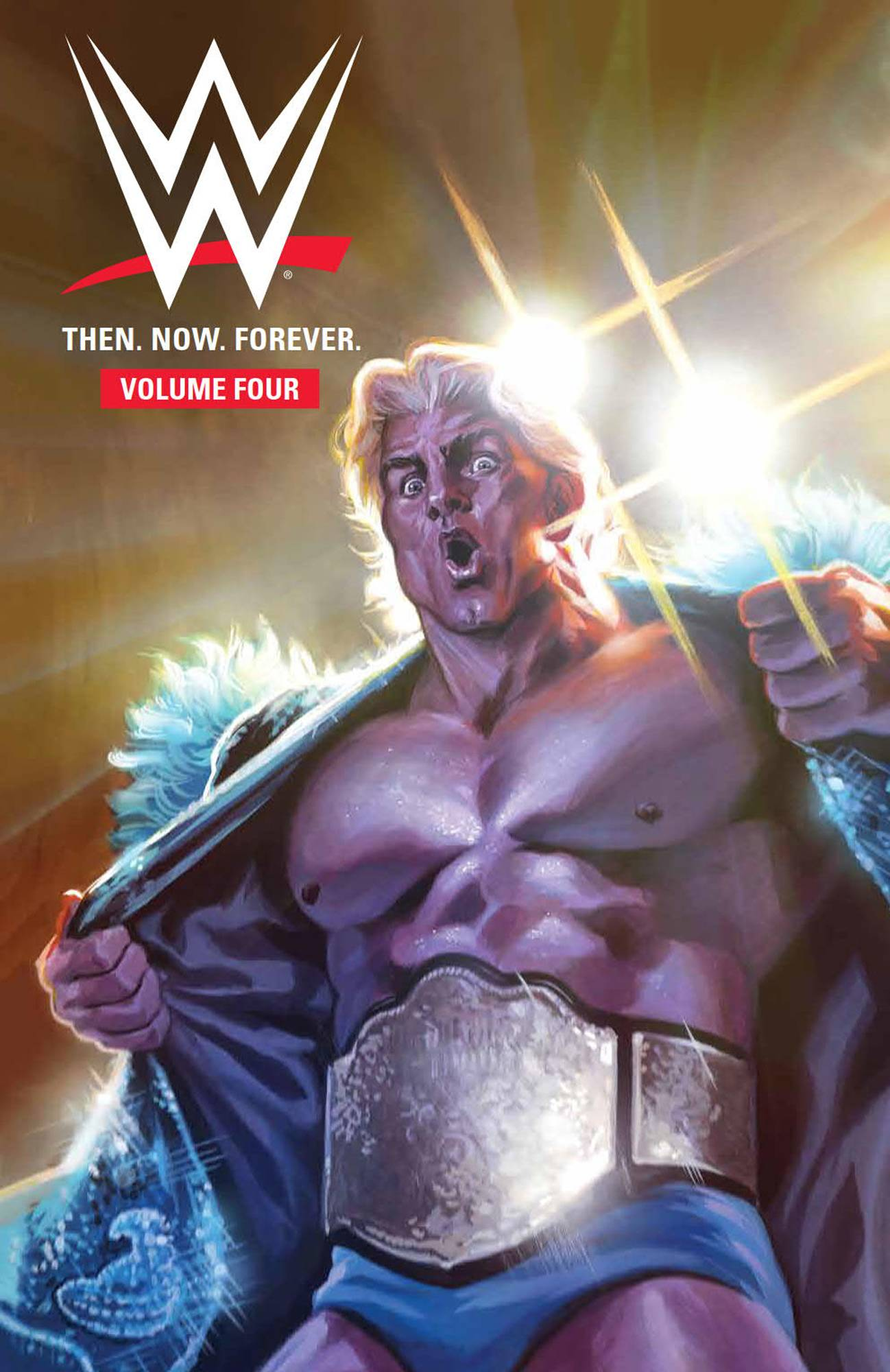 WWE THEN NOW FOREVER TP VOL 04