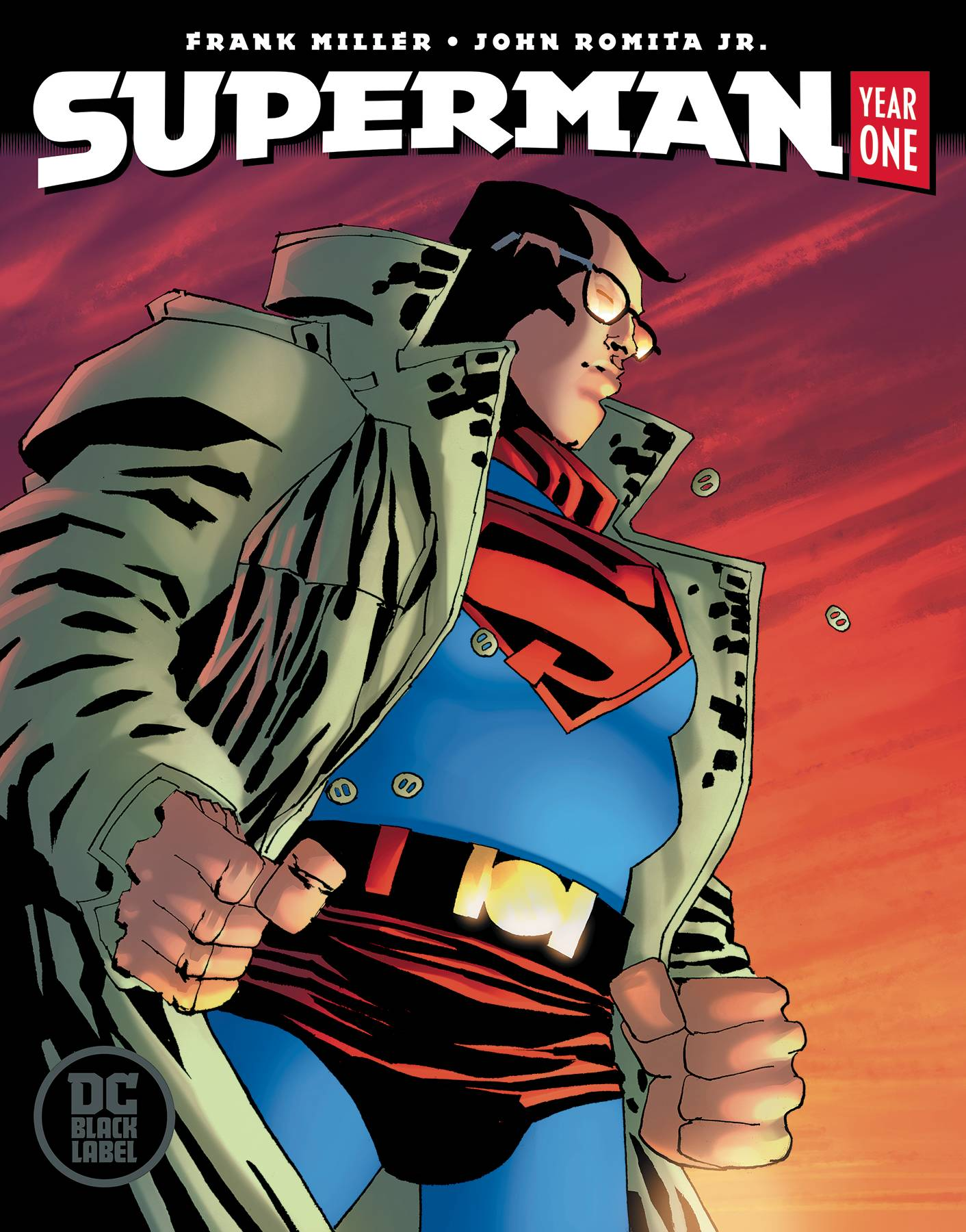 SUPERMAN YEAR ONE #2 (OF 3) MILLER COVER (MR)