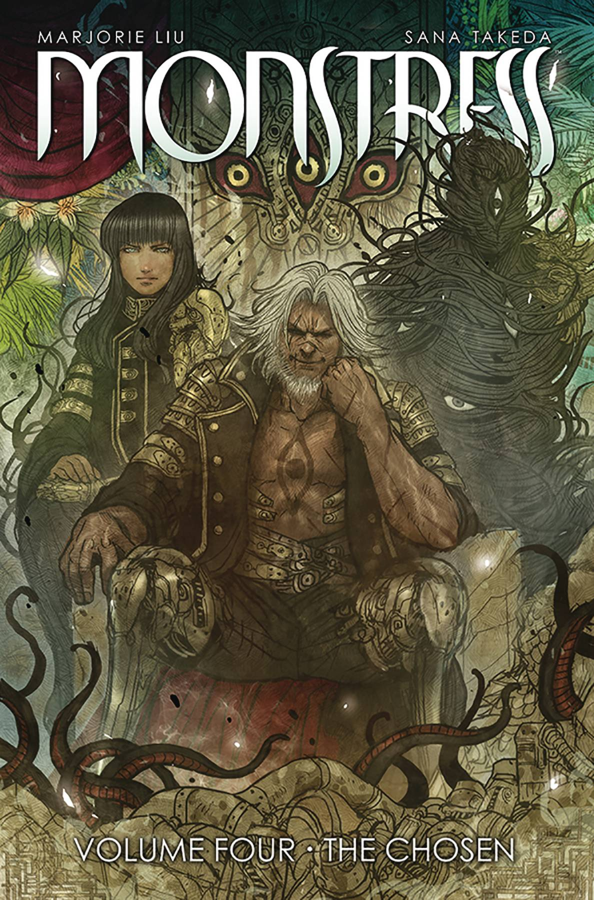 MONSTRESS TP VOL 04 (JUL190105) (MR)