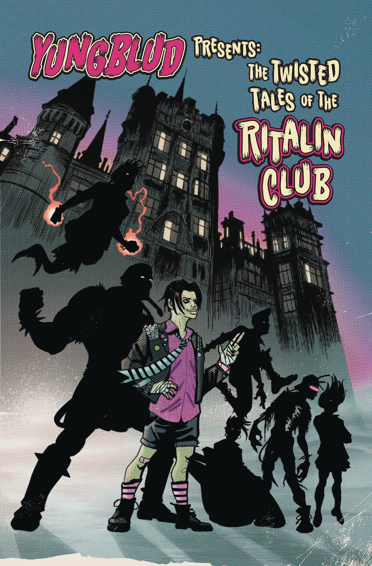 YUNGBLUD PRESENTS TWISTED TALES O/T RITALIN CLUB TP