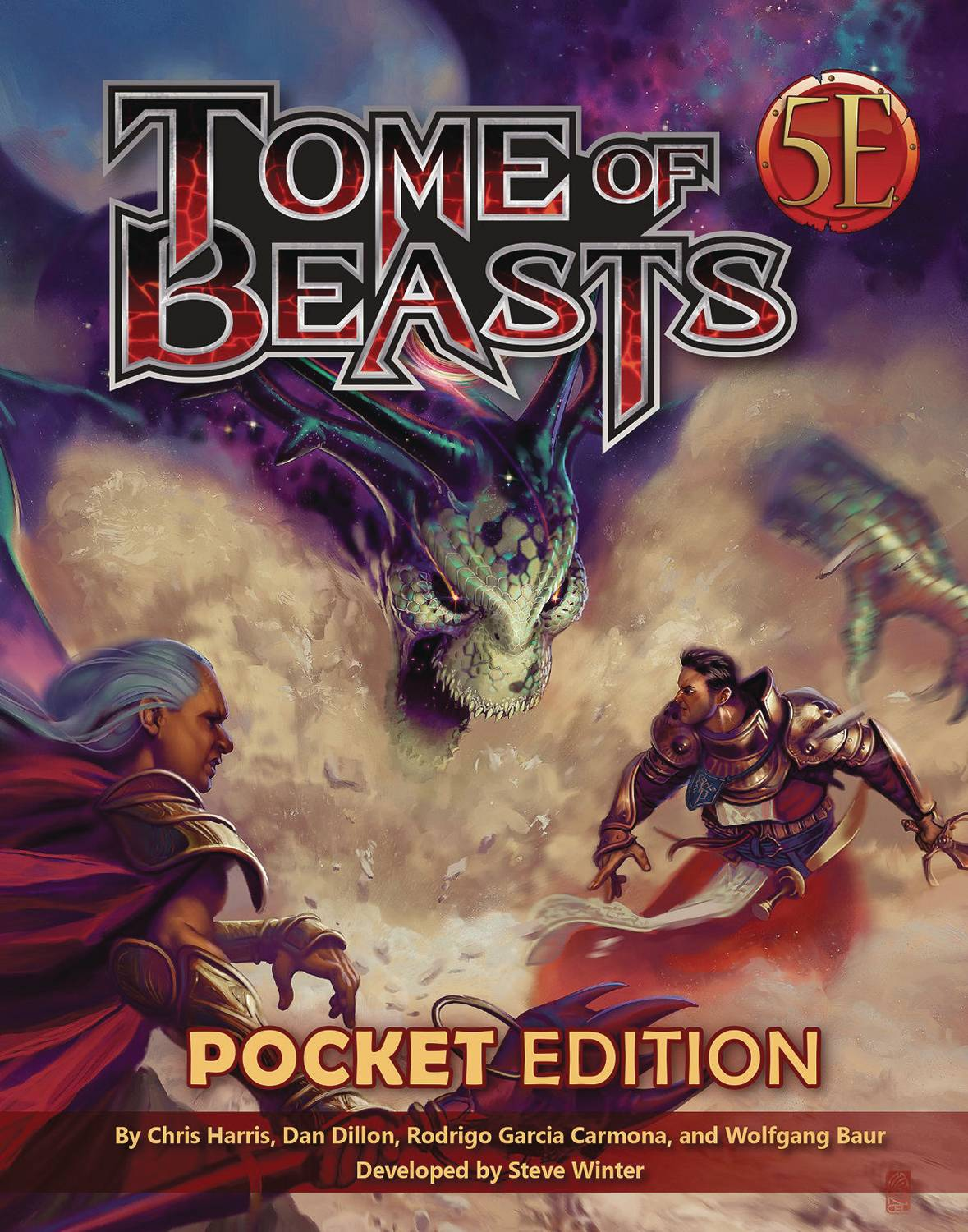 TOME OF BEASTS POCKET ED