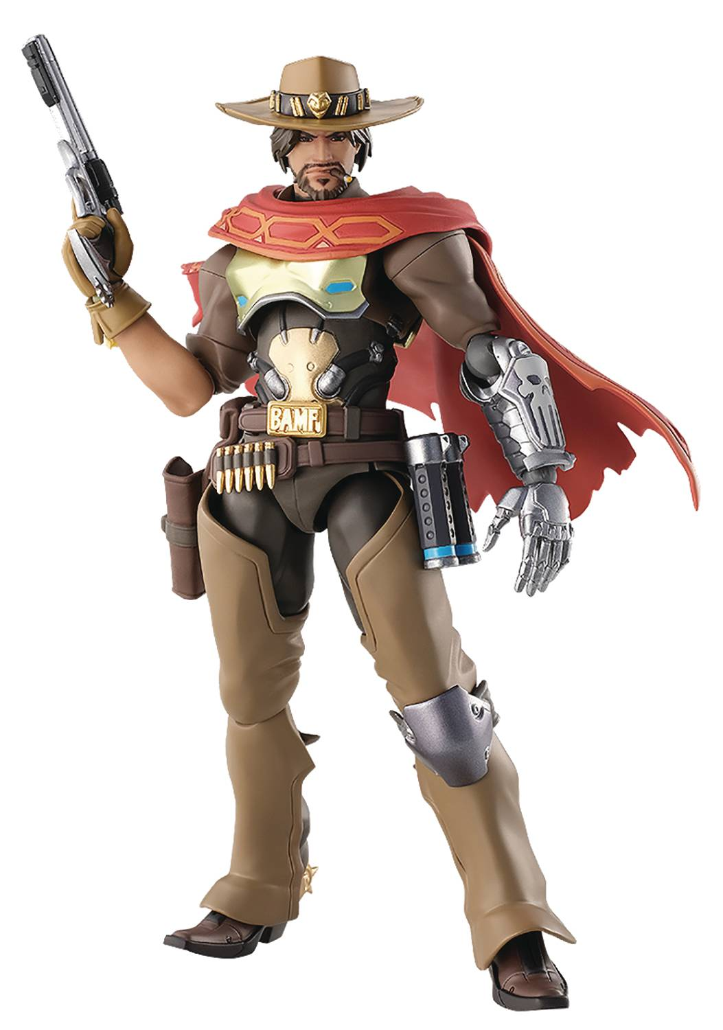OVERWATCH MCCREE FIGMA AF