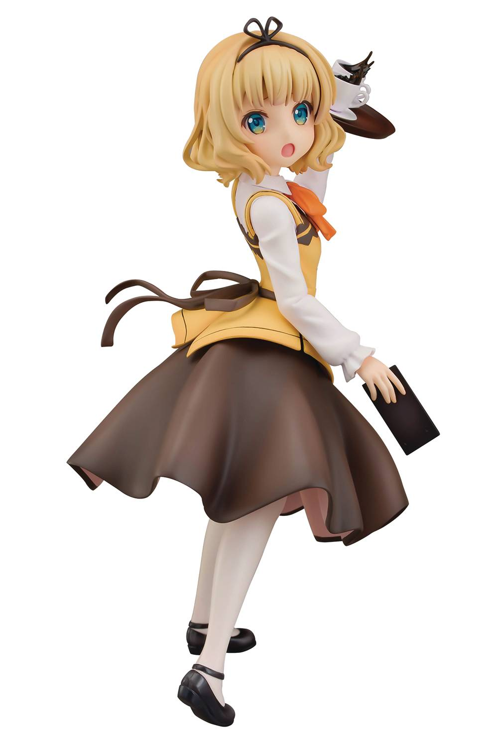 IS THE ORDER A RABBIT SYARO 1/7 PVC FIG CAFE STYLE