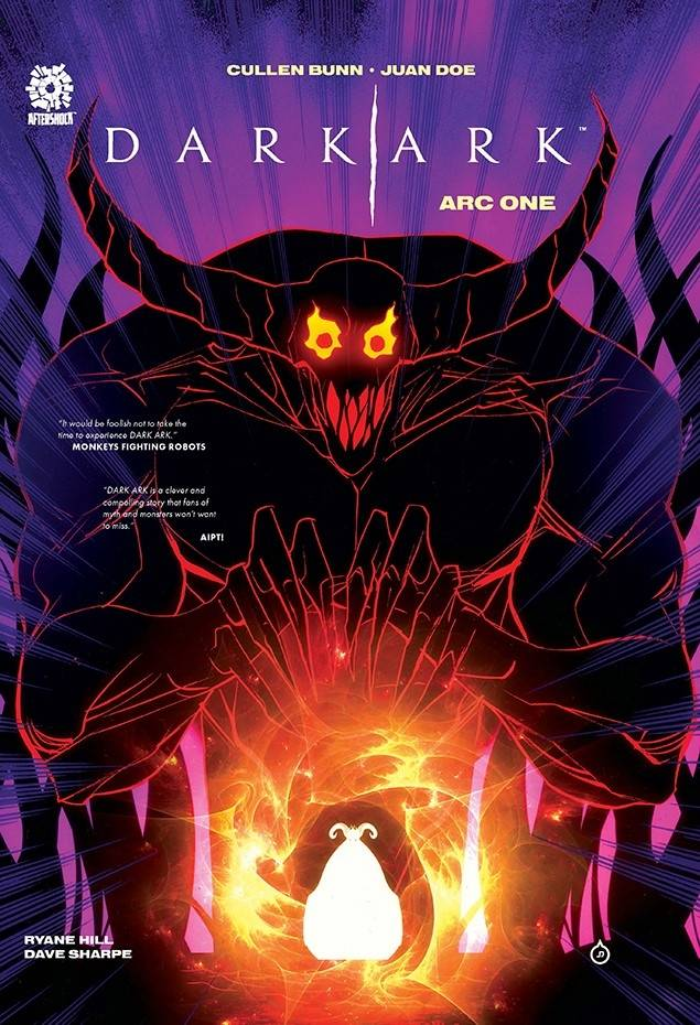 DARK ARK HC VOL 01 ARC ONE