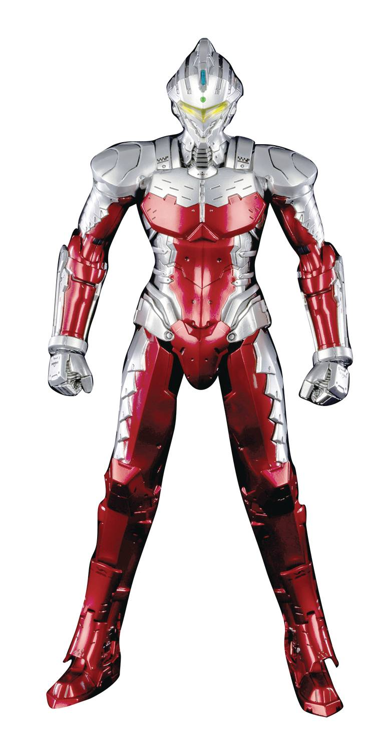 ULTRAMAN VER7 1/6 SCALE FIG ANIME ED