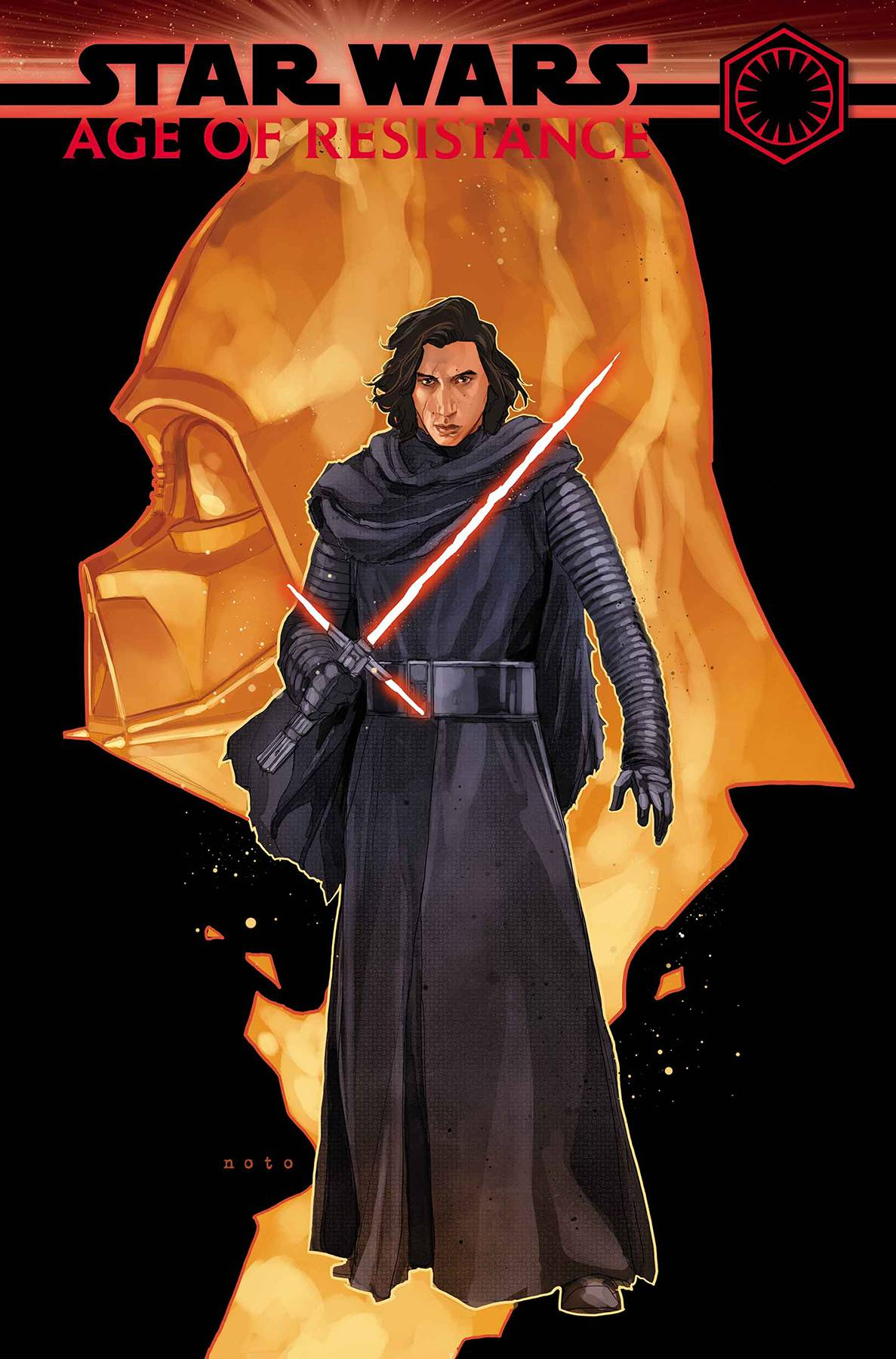 STAR WARS AOR KYLO REN #1